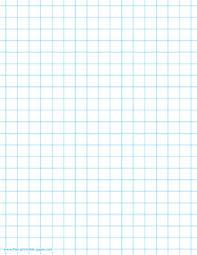 Printable Squared Paper 2 Squares Per Inch Free