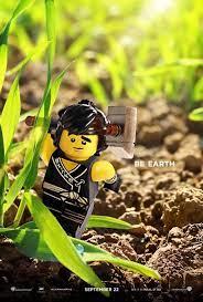 Poster The Lego Ninjago Movie 70 X 45 cm : Amazon.de: Garten
