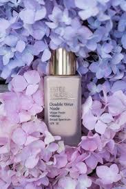 estee lauder double wear water fresh makeup foundation review