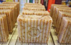 Shea butter spice soap