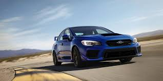 The 2018 Subaru WRX and WRX STI Look Better, But No More Power