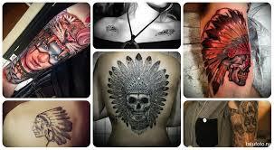 татуировка индеец тату индейцев фото готовых работ