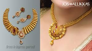 Jos Alukkas Chain Designs Dress To Impress Yourself Blog Jos Alukkas Jewellery