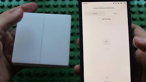 How to use Xiaomi WXKG02LM <b>Aqara Smart</b> Light Switch <b>Wireless</b> ...