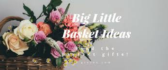 sorority big little gift basket ideas find the perfect