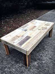 pallet wood table top beautiful pallet wood coffee table on antique wood pallet coffee table ideas