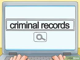 It's not for their exclusive use, either—you can order one yourself if you'd like. How To Do A Criminal Background Check 12 Steps With Pictures