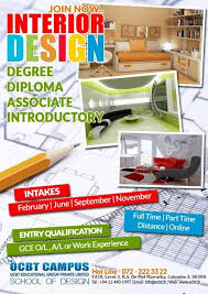 Accredited Online Interior Design Programs Inspiration Study Interior Design At OCBT Campus School Of Design Higher