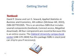 Week 1 September 1 5 Six Mini Lectures Qmm 510 Fall Ppt Download