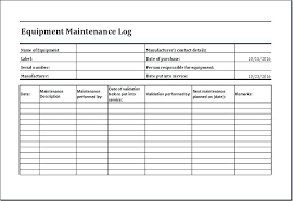 Acknowledgements Free Boat Maintenance Log Template Royaleducation