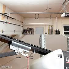 garage door trolley repair gallery design for home