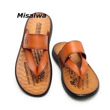 Men <b>Summer</b> Shoes FJLY3 <b>Misalwa</b> New <b>Summer</b> Beach Flip Flop ...