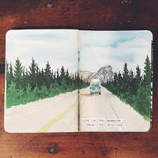 sketchbook by angela anne season of adventure inspiration