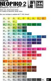 Neopiko 2 Color Set For Corel Painter By Kayleefuzzyhat On