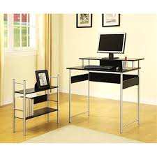 ... Cheap Modern Computer Desk In Elegant Wooden Design : Cheap Modern Computer  Desk With Bookcase ...