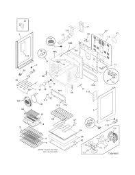 frigidaire glefm397dsb electric range timer stove clocks and Schematics for Frigidaire Gallery Dryer glefm397dsb electric range body parts diagram