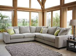 corner furniture for living room. holloways grey corner sofa furniture for living room