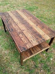 pallet furniture prices. Pallet Furniture For Sale Handmade Wood Coffee Table Vintage Rustic Look . Prices E