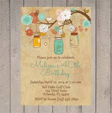 40 Adult Birthday Invitation Templates Psd Ai Word Free