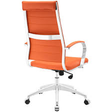 instant operator high back office chair brickell collection orange chairs brown leather couch lazy boy big
