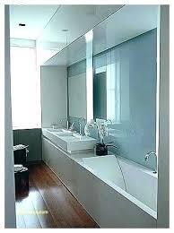 narrow bathroom sink. Long Narrow Bathroom Sink Layout