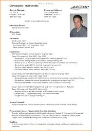 Current College Student Resume Template Resume For Your Job