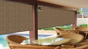 Coolaroo Select Exterior Cordless Roller Shade 4ft By 6ft Coolaroo Exterior Shades