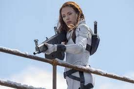 Scarlett Johansson ...