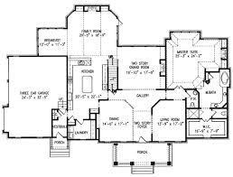Snow Cap Cottage  A House Plan  House Plans By Garrell Dual Master Suite Home Plans