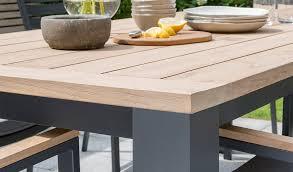 elba dining table garden furniture