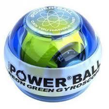 "<b>Кистевой тренажер</b> ""<b>250</b> Hz Neon Green"" бренда <b>Powerball</b> ..."