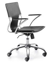 White Rolling Chair Rolling Office Chair For Effective Work Office Architect