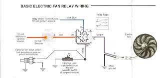 wiring diagram for electric radiator fan how to wire electric radiator fan directly to a toggle switch at Radiator Fan Relay Wiring Diagram