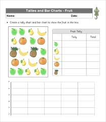 Tally Chart Template 8 Free Word Pdf Documents Download
