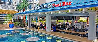 pool bar. Landshark Pool Bar, Tiki Bar And Grill
