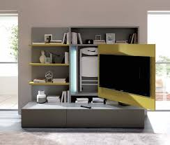 multifunction living room wall system furniture design. A One-stop-shop For Open-plan Living Multifunction Room Wall System Furniture Design