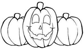 Pumpkin Printable Coloring Pages 50820