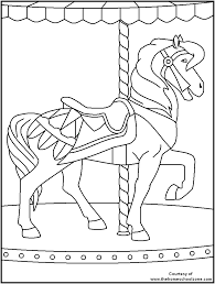 Small Picture Printable Pictures Of Horses Print This Page Circus Coloring