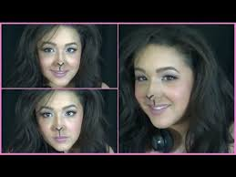 y bunny makeup tutorial 31 days of landmakeup