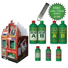 Details About Hydroponic Dutch Pro Hydro Coco Soil Grow Bloom Ab Explode Mutitotal Starter Kit