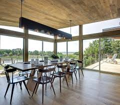 House Beautiful Dining Rooms Minimalist Simple Design