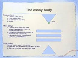 thesis essay organizer essay rater