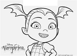 Printable Vampirina Coloring Pages A Good Images Inside Out Get