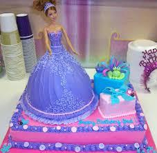 Birthday Barbie Cake Cakecentralcom