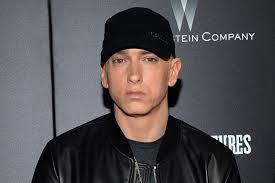 Surprise! Eminem drops secret Alfred Hitchcock-inspired ...