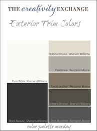 paint color schemeTips and Tricks for Choosing Exterior Trim Colors Color Palette