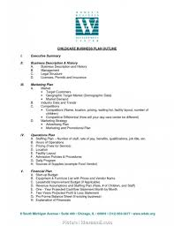Sample Organizational Chart For Child Care Center 033 Template Ideas Non Profit Business Plan Model Simple