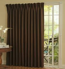 Patio Door Curtain Amazoncom Eclipse Curtains Thermal Blackout 100 X 84 Inch