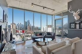 Enjoy Spectacular City And Lake Views From The Comfort Of Your Living Room  At This 3. Apartment ViewChicago ApartmentBedroom ...