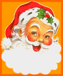 santa claus face images. Fine Claus Jolly Santa Claus Face Card Set Three Throughout Images I